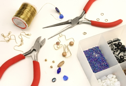 Jewellery making:pliers