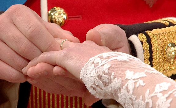 Kate Middleton Wedding Ring
