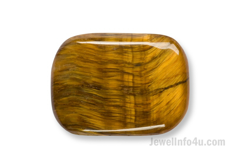 Quartz Tiger's eye