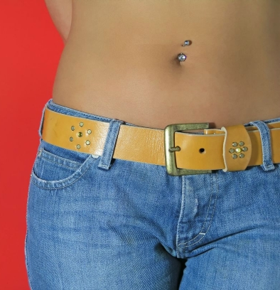 piercing bellybutton. Do you think elly button
