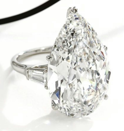 19.86 Carat Diamond Ring