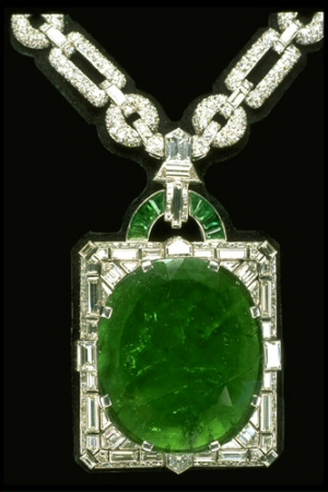 The Mackay Emerald Necklace