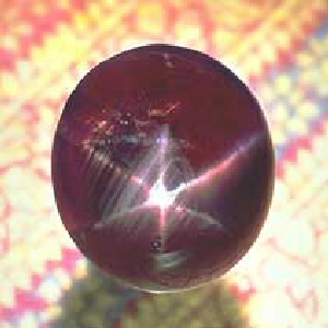 The Midnight Star Ruby