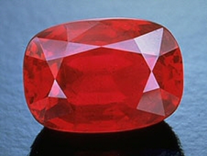 The Mogok Ruby