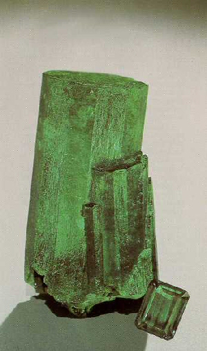 The Patricia Emerald Crystal