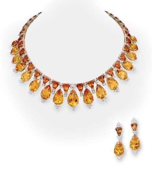Lot3 Necklace/pendants/ Bracelets Ingenious Vintage Costume