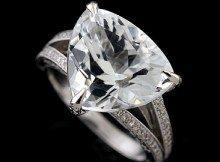 Diamond-Aquamarine-Micro-Pave-Set-18K-White-Gold-Engagement-Ring-R1049VEN-1