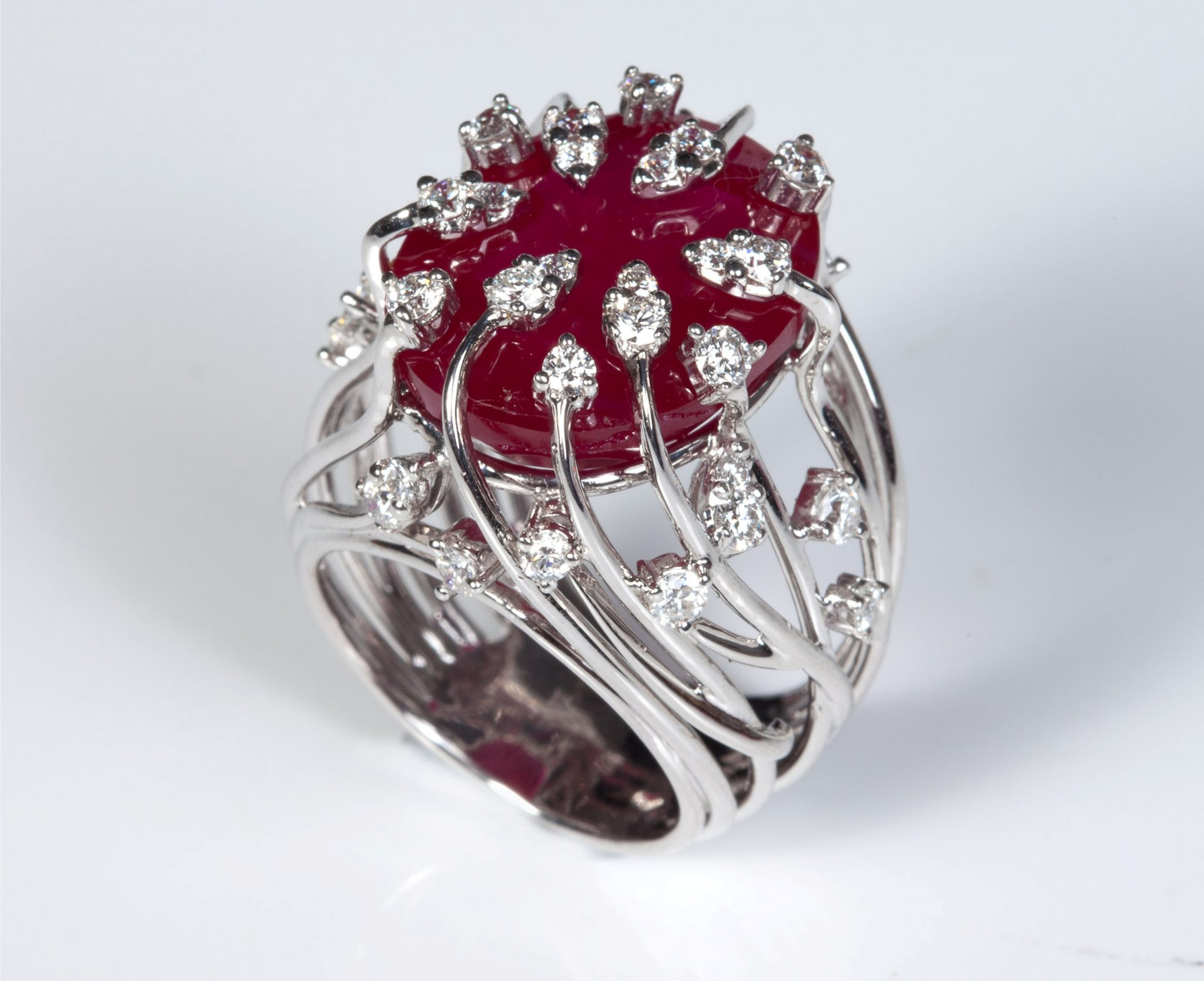 Floral-Ring-in-Ruby-and-Diamond-from-Sonals-Bijoux
