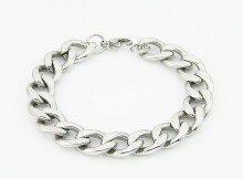 Free-shipping-wholesale-stainless-steel-chain-bracelet-for-man-fashion-steel-bracelets-fine-jewelry