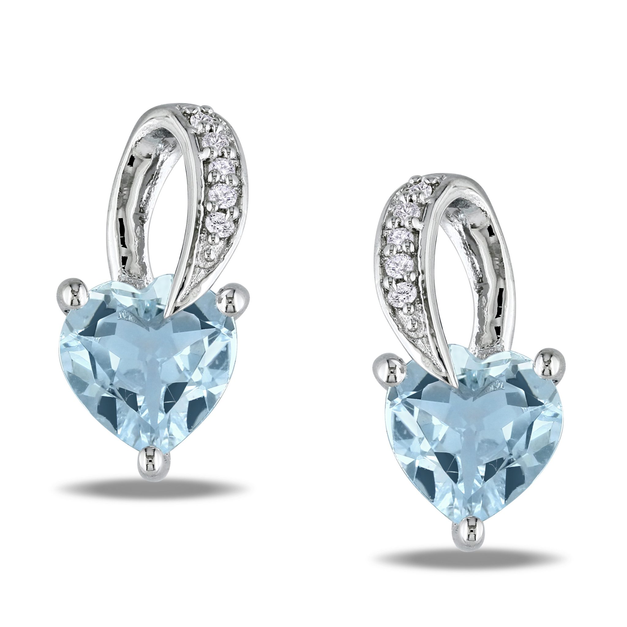 Miadora-Sterling-Silver-Aquamarine-and-Diamond-Heart-Earrings-H-I-I3-P14769110