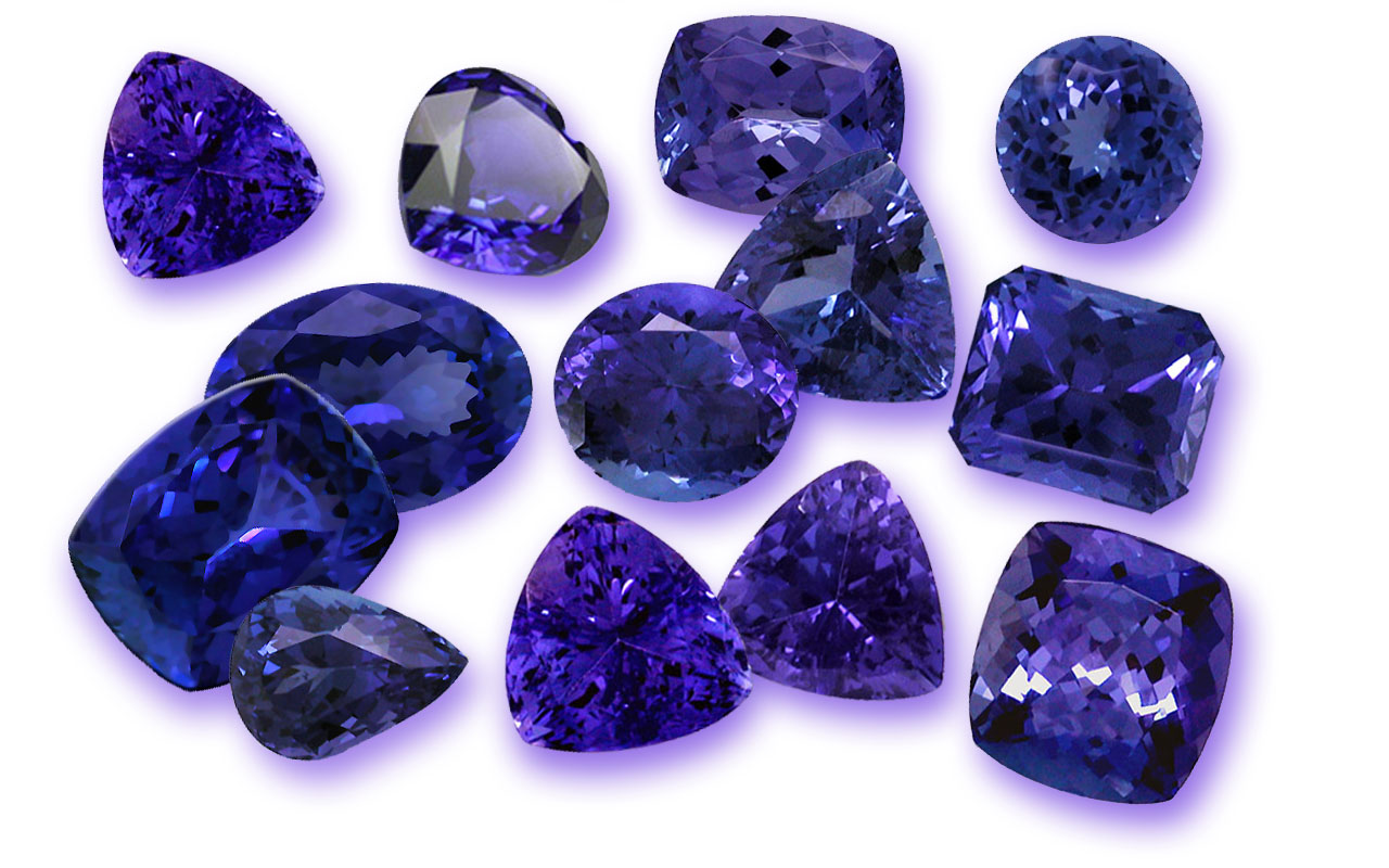 octagon jubilant hcj octogon crown ct natural tanz reduced product real tanzanite