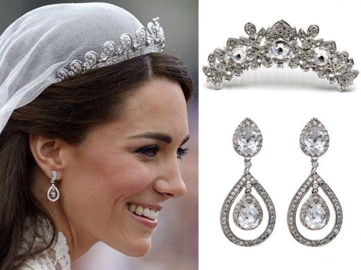 Kate Middleton Wedding Jewelry jewelinfo4u Gemstones and