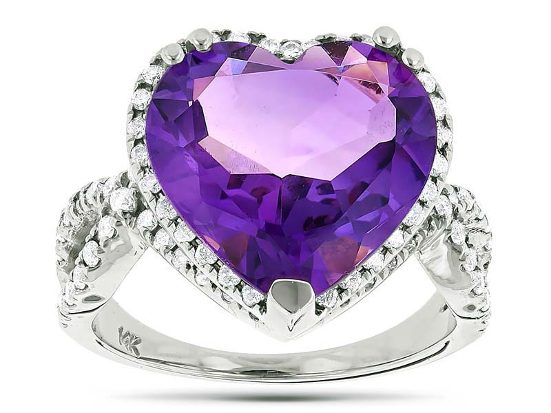 heart-shaped-amethyst-and-diamond-ring