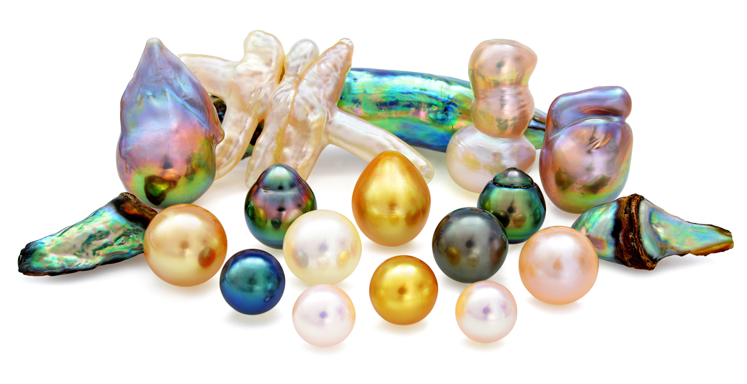 How Pearls Are Graded Jewelinfo4u Gemstones And