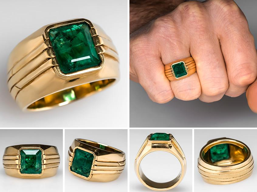 mens rings jewelinfo4u