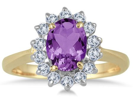 oval-amethyst-flower-diamond-ring-14k-yellow-gold-SPR1390AMC