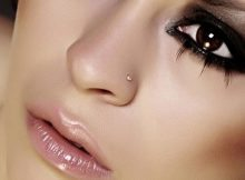 nostril-piercing