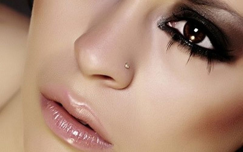 7 Spectacular Touch To Your Facial Charm With Nose Piercing Jewelry